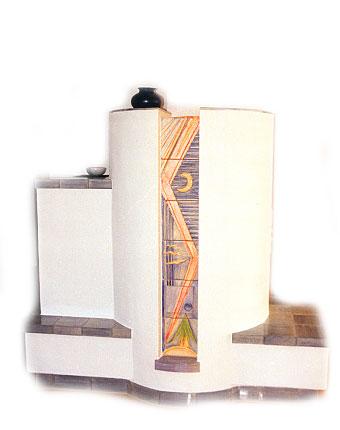 lutz gmbh der moderne kachelofen 1. Black Bedroom Furniture Sets. Home Design Ideas